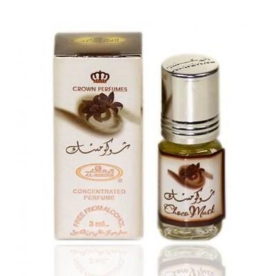 Арабские масляные духи Al-Rehab Choko Musk 3 мл 100993