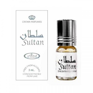Арабские масляные духи al Rehab Sultan 3 ml