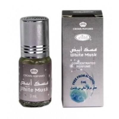 Арабские масляные духи Al-Rehab White Musk 3 мл 100999