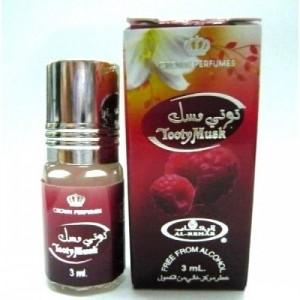 Арабские масляные духи al Rehab Tooty musk 3 ml