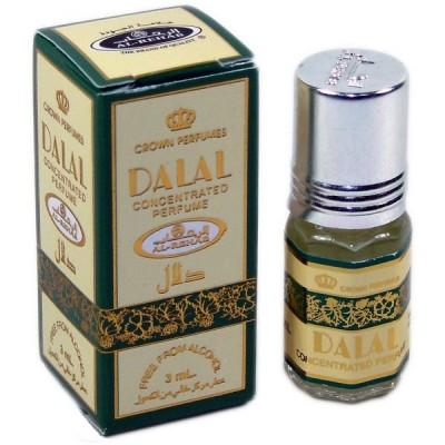 Арабские масляные духи Al-Rehab Dalal 3 мл 101005