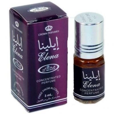 Арабские масляные духи Al-Rehab Elena 3 мл 101041