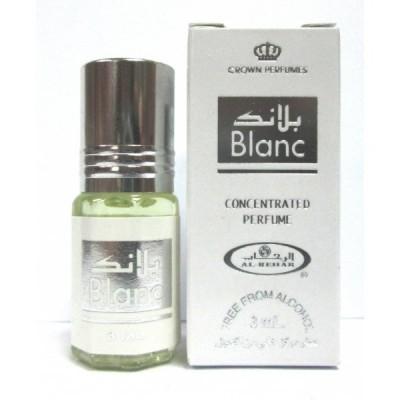 Арабские масляные духи Al-Rehab Blanc 3 мл 101043