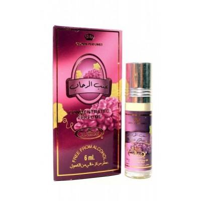 Арабские масляные духи Al-Rehab Alrehab grapes 6 мл 101190
