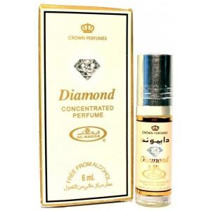 Арабские масляные духи al Rehab Diamond 6 мл