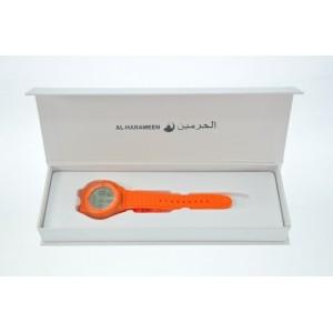 Молодежные часы Al Harameen HA-6506 (оранжевые)