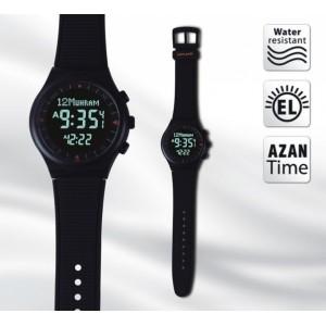 Молодежные часы Al Harameen HA-6506 (черные 2)