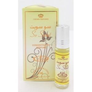 Арабские масляные духи al Rehab So Sweet 6 ml