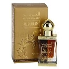Mukhallat. Al Haramain 12 ml