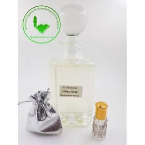 White musk. Al Haramain 1 ml