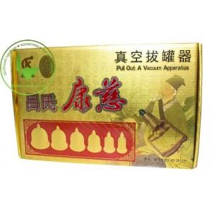 Аппарат для кровопускания(хиджамы) 12 банок KangCi