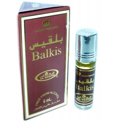 Арабские масляные духи Al-Rehab Balkis 6 мл 100114