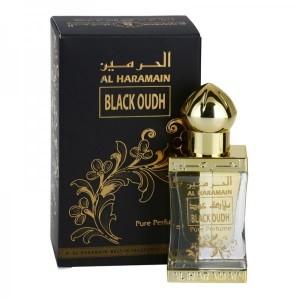 Black Oudh. Al Haramain 10 мл