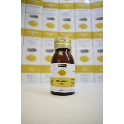 Масло хильбы (Пажитника) от Hemani. 30 мл