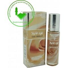 Арабские масляные духи Ard Al Zaafaran Oud Vanila 10 мл