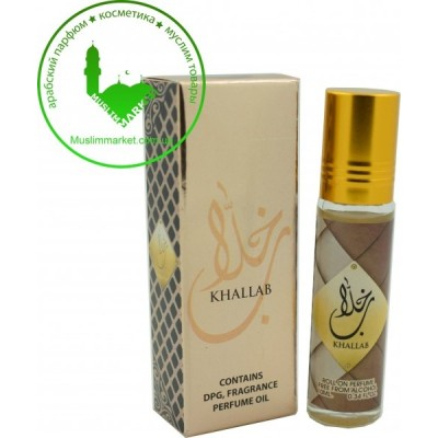 Арабские масляные духи Ard Al Zaafaran Khallab 10 мл 102086