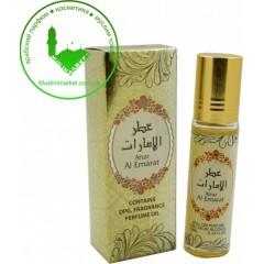 Арабские масляные духи Ard Al Zaafaran Attar Al Emarat 10 мл