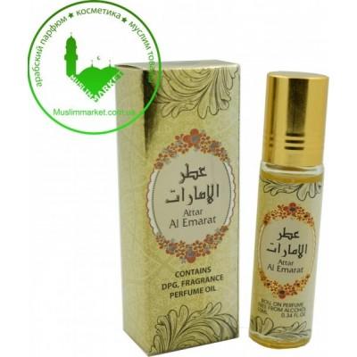 Арабские масляные духи Ard Al Zaafaran Attar Al Emarat 10 мл 102090