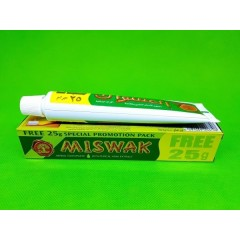 Зубная паста miswak (75гр)