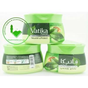 Крем для волос Питание и защита Dabur Vatika 140мл