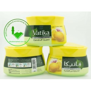 Крем для волос Защита от перхоти Vatika 140 мл