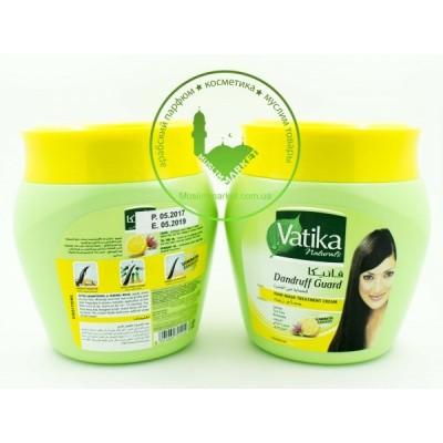 Маска для волос Защита от перхоти Vatika 500 гр