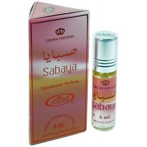 Арабские масляные духи al Rehab Sabaya 6 мл