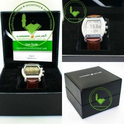 Мужские часы Al Harameen HA-6260 (кож ремешек)