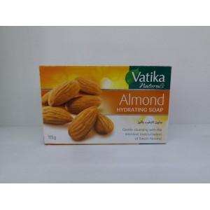 Мыло миндальное Vatika 115 g