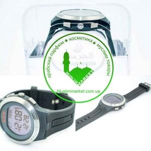 Часы с расписанием молитв Al Harameen HA-6508 (3)