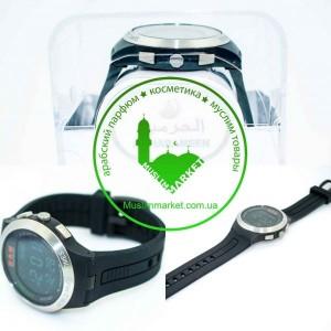 Часы с расписанием молитв Al Harameen HA-6508 (2)