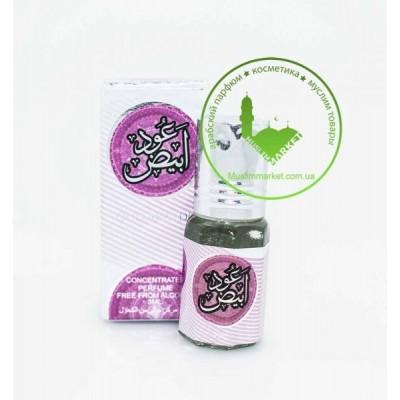 Арабские масляные духи Ard Al Zaafaran Oud Abyad 3 мл 102466