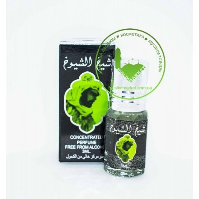 Арабские масляные духи Ard Al Zaafaran Sheikh Shuyukh 3 мл 102469