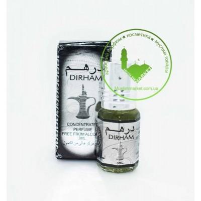Арабские масляные духи Ard Al Zaafaran Dirham 3 мл 102471