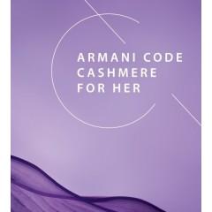 83. Giorgio Armani Code Cashmere 1 мл