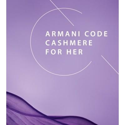 83. Giorgio Armani Code Cashmere