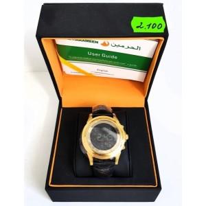 Женские часы  al Harameen HA-6381 кож. ремешок
