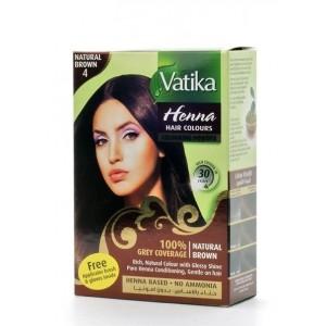 VATIKA Хна - натуральная коричневая 4.
