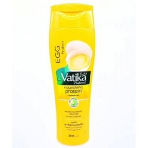 Шампунь для волос с яичным протеином Vatika 200 мл