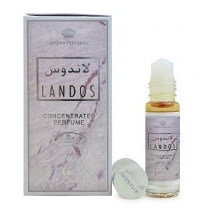 Арабские масляные духи al Rehab Landos 6 ml al Rehab
