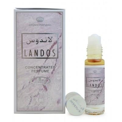 Арабские масляные духи Al-Rehab Landos 6 мл Al-Rehab 102757