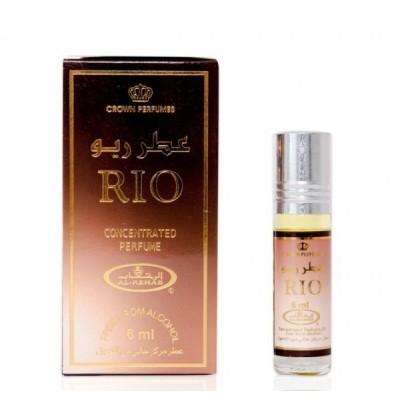 Арабские масляные духи Al-Rehab Rio 6 мл Al-Rehab 102759