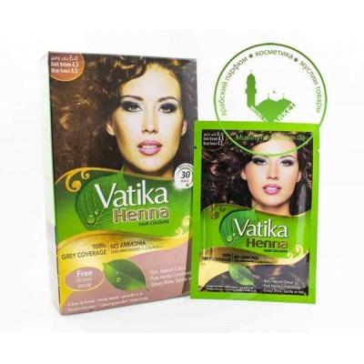 Vatika Henna Хна для волос (темно-коричневый)4.5