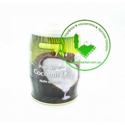 Масло для волос Кокоса Coconut oil Hemani 400 мл