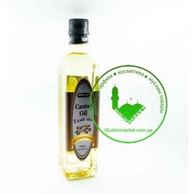 Касторовое масло Castor oil Hemani 500 мл