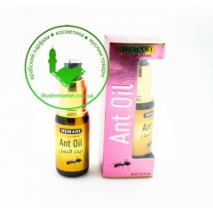Муравьиное масло от волос Ant oil Hemani 30 мл