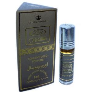 Арабские масляные духи al Rehab Original 6 ml