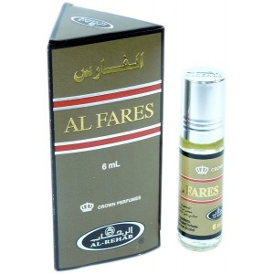 Арабские масляные духи al Rehab Al Fares 6 ml