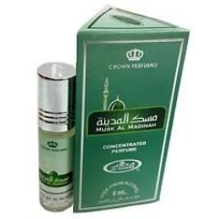 Арабские масляные духи Al-Rehab Musк Al Madinah 6 мл