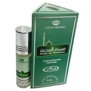 Арабские масляные духи al Rehab Musк Al Madinah 6 мл